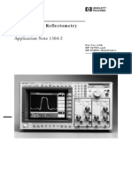 HP-AN1304-2_Time Domain Reflectometry Theory