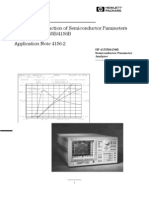 HP-AN4156-2_Automated Extraction of Semiconductor Parameters