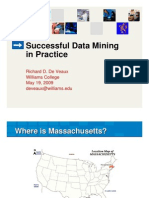 Successful Data Mining
