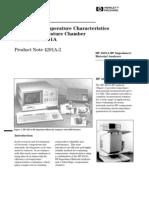 HP PN4291A 2_Evaluating Temperature Characteristics
