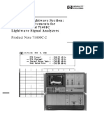 HP-PN71400C-2_System Improvements for HP 71400C_and_71401C Lightwave Signal Analyzers
