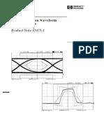 HP PN83475 1_Communication Waveform Measurements
