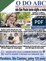 Edição 137 - Jornal União do ABC