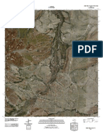 Topographic Map of Deep Well Ranch