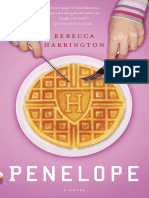 Penelope by Rebecca Harrington (Excerpt)