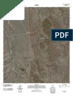 Topographic Map of Ryan SW