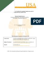 DIVERSIDAD SOCIPOLÍTICA EN COSTA RICA PRECOLOMBINA — IMPLICACIONES PARA LA COMPRENSIÓN DEL CAMBIO SOCIAL