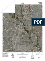 Topographic Map of Plano