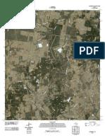 Topographic Map of Singleton