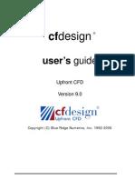 Cfdesign 2009 User Manual