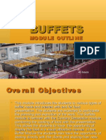 Presentation of Buffet module