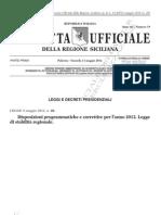 Rifiuti Art. 11. Commi Dal 64 Al 68 Articoli 5 15 19 Legge 9 2010 Rifiuti g12-19o1