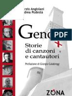 Genova Storie di canzoni e cantautori