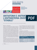 Materia Antimateria