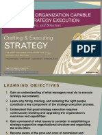 MBS 606 Powerpoint Topic 10 Executing Strategy