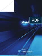 Gabriel Report 11