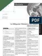 20090326-Laobligaciontributariaylos Deberesadministrativos .Ae