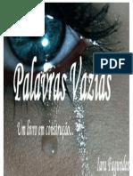 livro Palavras Vazias