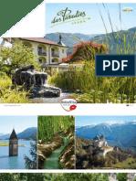 Hotel Paradies Prospekt 2012 Deutsch