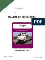 Manual de conduccion Locomotora 251
