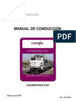 Manual de conduccion Locomotora 251