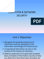 Unit1-Network Security