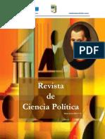 REVISTA CIENCIA POLITICA Nº 15 MARZO 2012