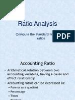 Ratio Analysis - AP