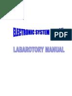 ESD Lab Manual
