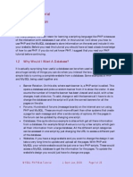 Php.mysql.tutorial