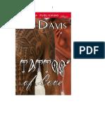 Tattoo of Love by Liz Davis (Excerpt)