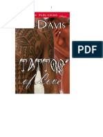 Tattoo of Love by Liz Davis (Excerpt)