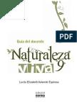 Guiua Docente de Ciencias Naturales