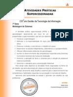 ATPS Modelagem_Sistemas