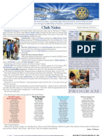 Rotary Newsletter July 23