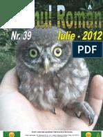 Revista Taranul Roman, Nr.39 - Iulie 2012