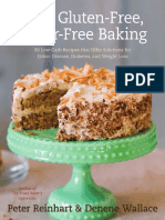 The Joy of Gluten-Free, Sugar-Free Baking by Peter Reinhart & Denene Wallace - Recipes & Excerpt