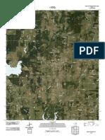 Topographic Map of Pleasant Grove