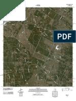 Topographic Map of Delhi