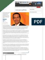 29-07-2012 Aprueba PRI bonos y casas para policías nayaritas