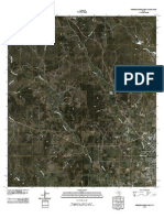 Topographic Map of Fredericksburg West