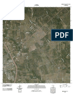 Topographic Map of Beeville East