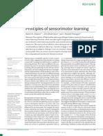 SensoryMotor Learning