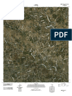 Topographic Map of Liberty Hill