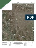 Topographic Map of Freemound