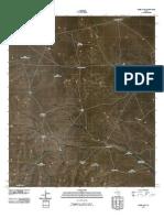 Topographic Map of Hobo Tank