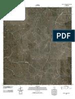 Topographic Map of Carta Valley NE