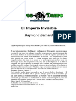 Bernard, Raymond - El Imperio Invisible.doc