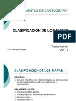 u1 - Clasificacion de Mapas