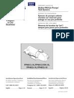 FP4012-10, FP401215H-10, FP4022-10, FP4032-10 manual